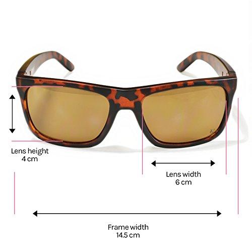 Velochampion durevole casual occhiali da sole BTEGq