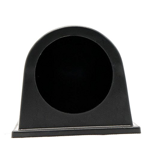ETbotu Single Gauge Holder 2 inch/52mm Vehicle Car Bracket Meter Gauge Pod Gauge Holder Plastic