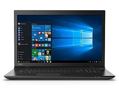 "2016 New Edition Toshiba Satellite 17.3"" High Performance Laptop with Flagship Specs, Intel Core i3 Processor, 6GB Ram, 750GB Hard Drive, DVD Burner, HDMI, Bluetooth, WiFi, Windows 10"