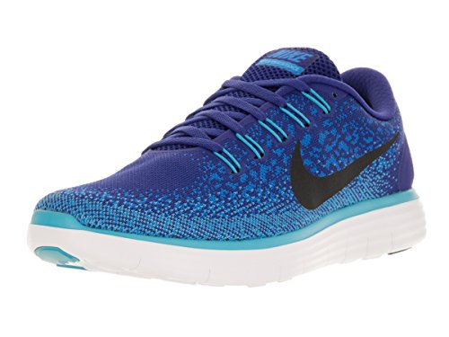 Nike Mens Free Rn Distance Scarpe Da Corsa Blu