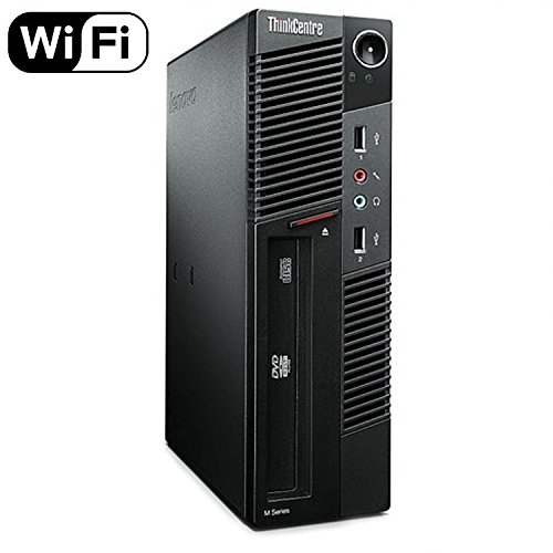 Lenovo ThinkCentre Premium High Performance M91P Desktop Com