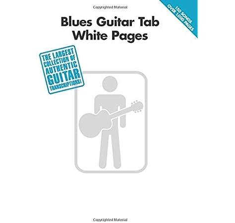 [SCHEMATICS_4US]  Amazon.com: Blues Guitar Tab White Pages (0884088155278): Hal Leonard  Corp.: Books | Bullfrog Blues Strat Guitar Wiring Diagram |  | Amazon.com