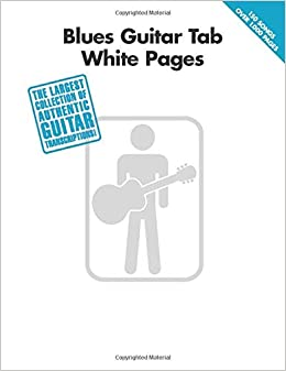 Blues Guitar Tab White Pages: Amazon.es: Hal Leonard Corp: Libros ...