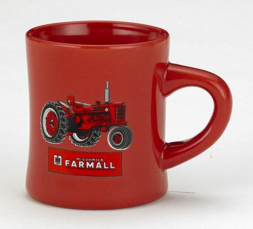 Farmall Red Diner Mug