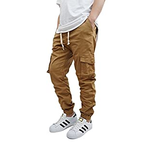 Victorious. Men's Twill Cargo Jogger Pants S-5XL