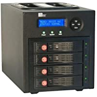 CRU Dataport CRU RTX RTX430-3QR DAS Array - RAID Supported - 4 x Total Bays - USB 3.0 35460-3130-0100