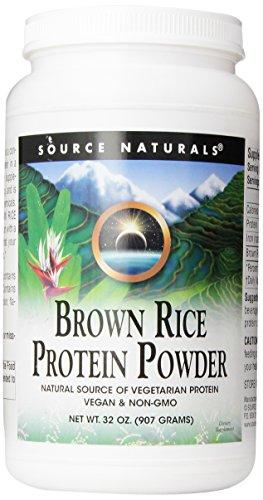Source Naturals Brown Protein Powder