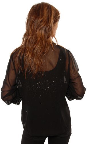 The Evening Store 2PC Cami and Jacket Hand Beaded (Small) by The Evening Store (Image #1)