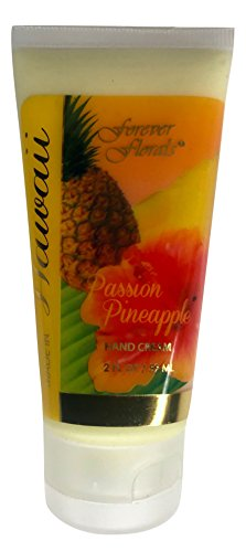(Hawaiian Forever Florals Hand Cream (Passion Pineapple))