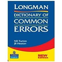 Longman Dictionary of Common Errors, 1e