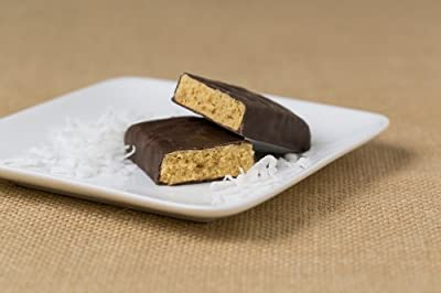 Chocolate Coconut Bar - Nutrition Bars Weight Loss & Healthy Living