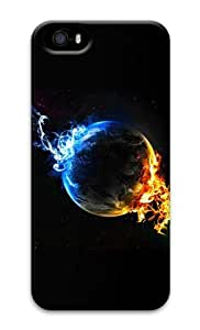 Chiyan Earth 3D Case discount iphone 5S case for Apple iPhone 5/5S by icecream design