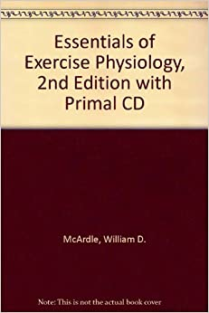 Book Essentials of Exercise Physiology, 2nd Edition with Primal CD
