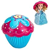 Cupcake Surprise Princess Edition Scented Doll Lorie + Bonus Matching Mini Cupcake Surprise Doll Lorie Set Of 2