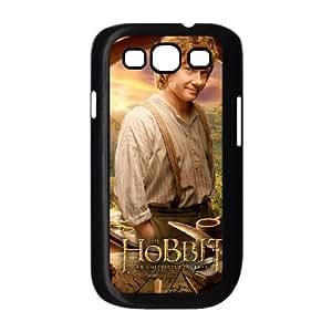 Bilbo Baggins funda Samsung Galaxy S3 9300 caja funda del teléfono celular del teléfono celular negro cubierta de la caja funda EEECBCAAL01885