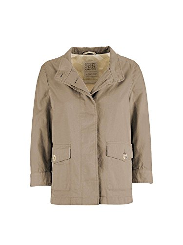 Mujeres Chaqueta T2343 Geox Beige W7223c wRt1nqPT