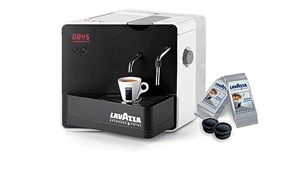 Lavazza EP1800 Time + 100 Cápsulas Lavazza aroma y gusto: Amazon.es: Hogar