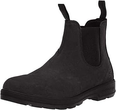 Skechers Mens 65320 Molton- Gavero Black Size: 8 M US