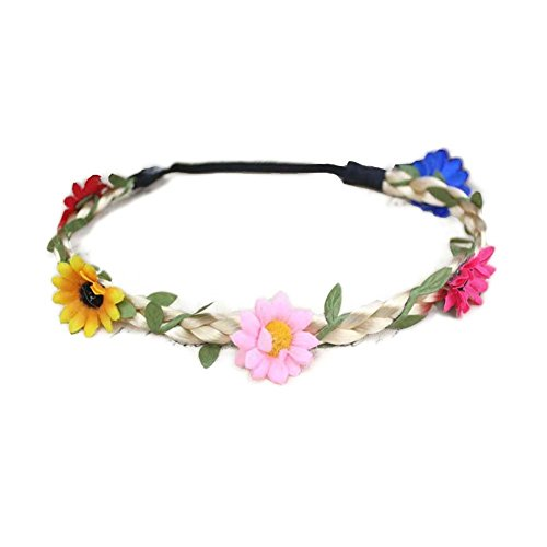 Merro (Sunflower Costume Headband)