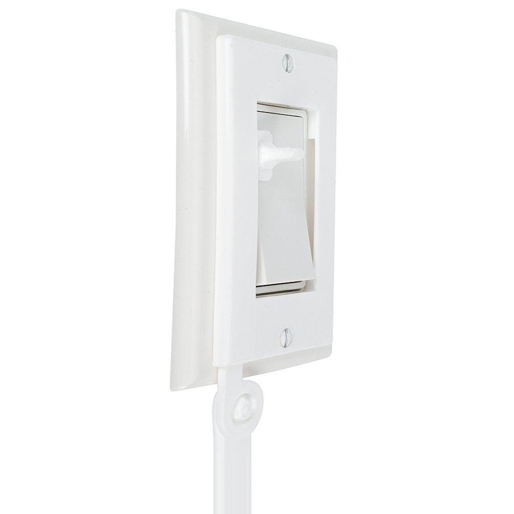 Toddler Light Switch Extender 2-Pack, for Decora / Rocker Switch by Switch Xtender