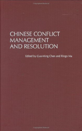 Download Chinese Conflict Management and Resolution (Stellar Audio) Pdf
