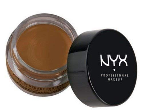 NYX Professional Makeup Concealer Jar, Cocoa, 0.25 Ounce