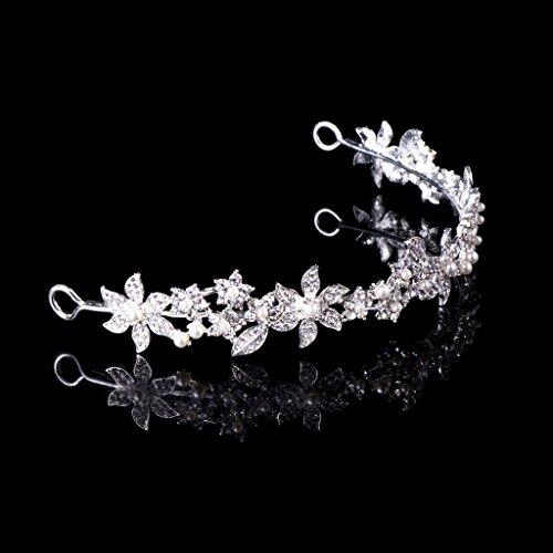Dairyshop corona principessa diadema cerimonia nuziale, Proms, spettacoli, principessa Feste, Compleanno