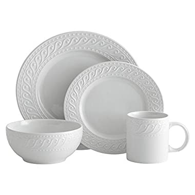 Pfaltzgraff 32 Piece Dinnerware Set, Service for 8 (Porcelain)