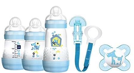 MAM 28600111 - Starter-Set für Jungen MAM Babyartikel