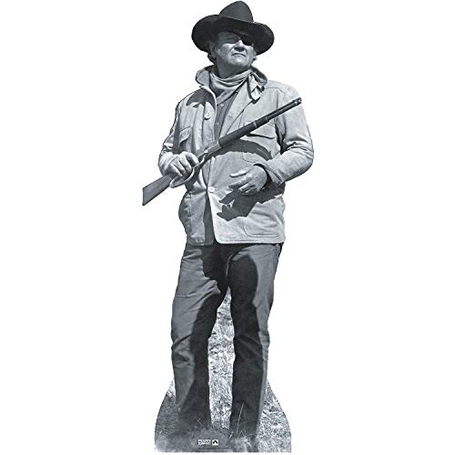 Fun Express - John Wayne - True Grit Standup - Party Supplies - Licensed Tableware - Misc Licensed Tableware - 1 -