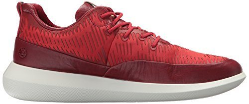 Rouge Ecco Chili Chili Red Basses Sneakers Scinapse Red Femme wqIH6fzq