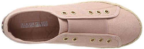 NAPAPIJRI Rose Espadrillas Donna FOOTWEAR Pink Hope Metallic rwp1OqrxA