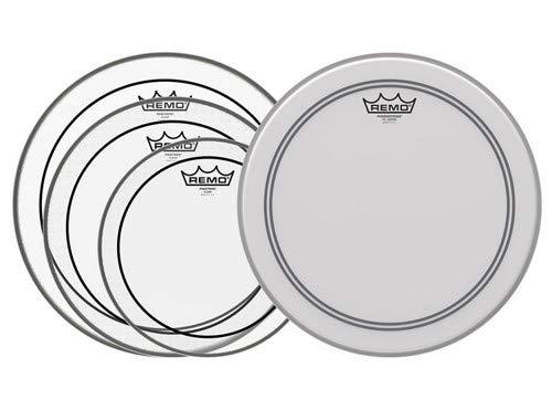 Remo PP0310PS Pinstripe Powerstroke 3 Drumhead Prepack 2