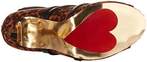 Leopard Golden Eyes Luichiny Ankle Women's Bootie UOBagw6qZ