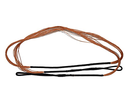 Archery Double Loop Bowstring for Compound Bow Long Bow Multiple Sizes - Loop Bow Double