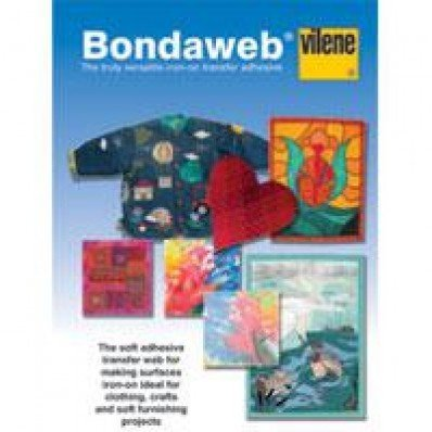 Bondaweb Vilene Packet Of 1.2 Metres New And Improoved