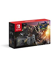 Nintendo Switch MONSTER HUNTER RISE Deluxe Edition system - Nintendo Switch Accessories
