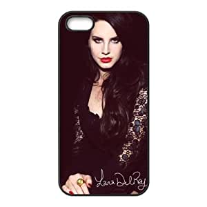 Customiz American Famous Singer Lana Del Rey Back Case for iphone ipod touch4 JNipod touch4-2475