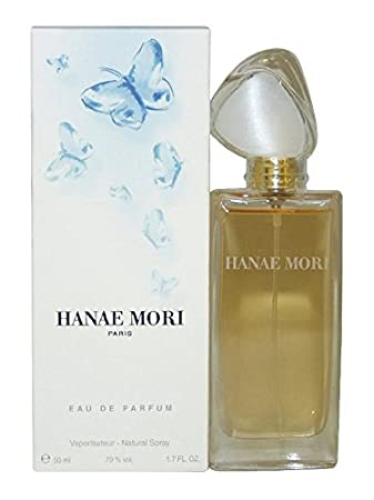 Amazon.com : HANAE MORI - Hanae Mori EDP SPR 1.7 oz / 50 ml : Beauty