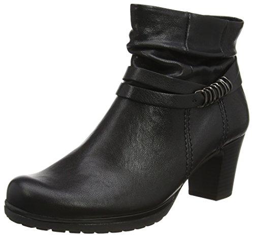Schwarz para Botas Gabor Basic Comfort Mujer Shoes Negro Micro BwBAIq0