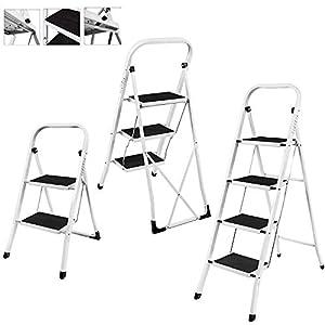 2 3 4 Step Ladder Folding Step...