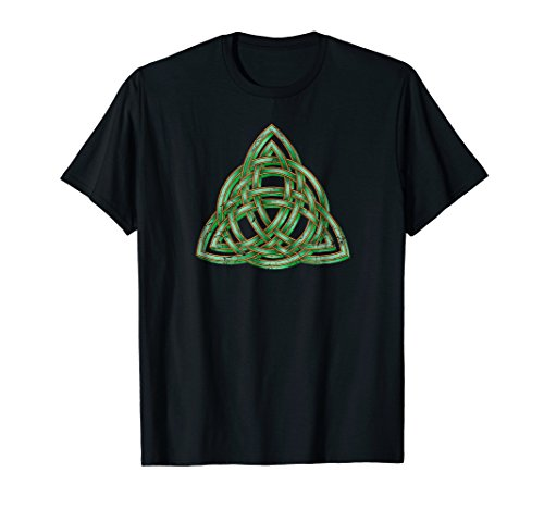 Celtic Trinity Knot Distressed T-Shirt ()
