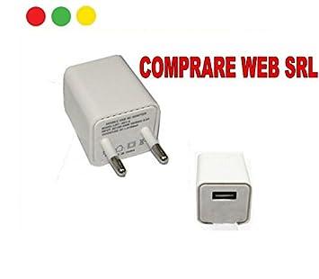 Micrófono espía GSM de escucha de sonido ambiental / Adaptador USB ...