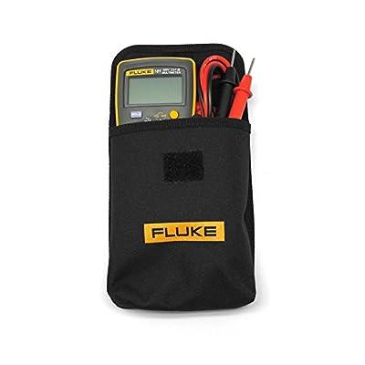 Fluke 101c Basic Digital Multimeter Pocekt Portable Meter Equipment Industrial with Soft Case C-01
