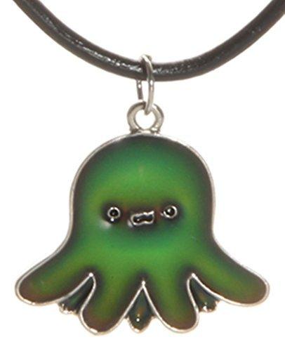 Octopus Jr Mood Necklace ()