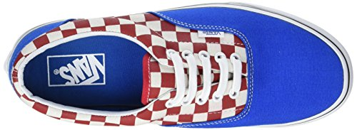 Vans Männer Era (TM) Core Classics Zweifarbiger Checker / Imperial Blue / True White