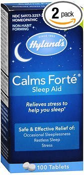 - Calms Forte Hylands 100 Tabs