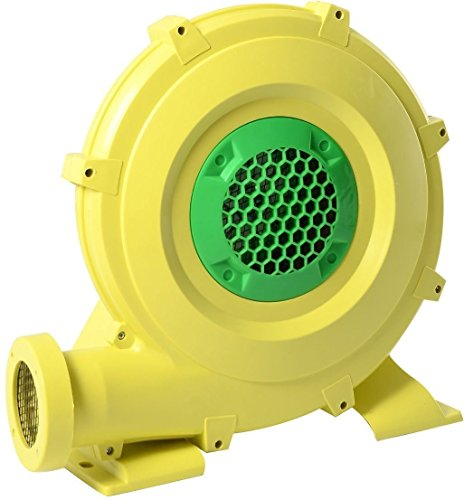 Tobbi Air Blower Pump Fan 450 Watt for Inflatable Bounce House Bouncy Castle