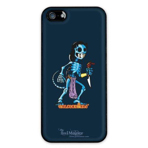 Diabloskinz H0081-0066-0022 Blue Schutzhülle für Apple iPhone 5/5S