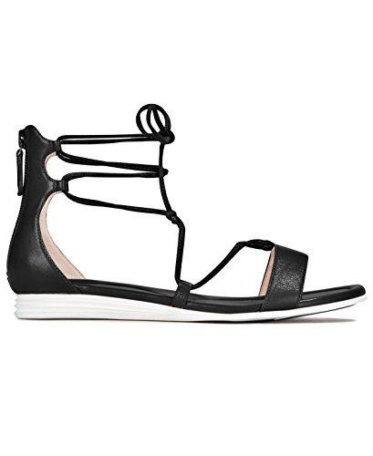 Cole Haan Flip Flops - Cole Haan Or Grand Women's Sandals & Flip Flops Black LTH/Black SDE Size 6 M